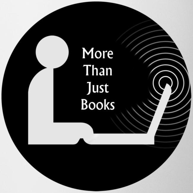 More than just books mug