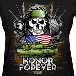 Offroad Military Memorial Women's T-Shirts - Women's T-Shirt
