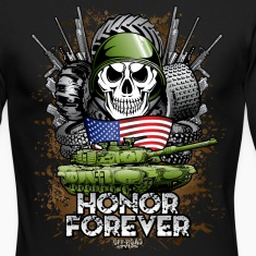 Offroad Military Memorial Long Sleeve Shirts