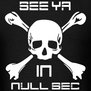Null And Bones [Converted T-Shirts - Men's T-Shirt