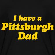 Design ~ Pittsburgh Dad Toddler T-Shirt