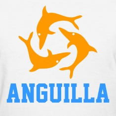anguilla Women's T-Shirts