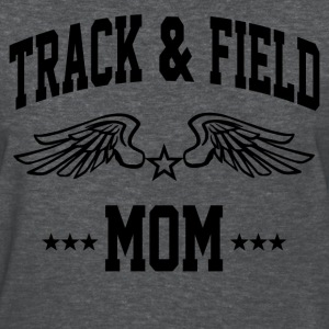 track_and_field_mom Women's T-Shirts - Women's T-Shirt