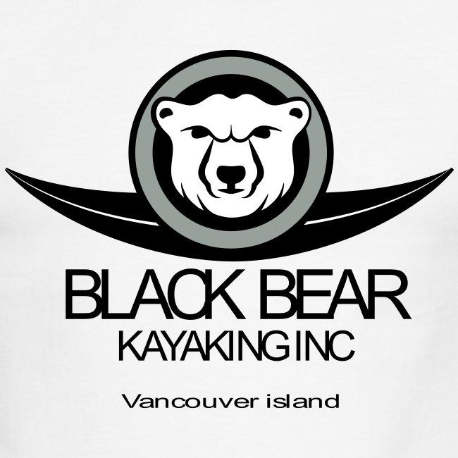 Black Bear Kayak T-Shirt