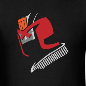 SKYF-01-039-dredd Helm no face T-Shirts - Men's T-Shirt