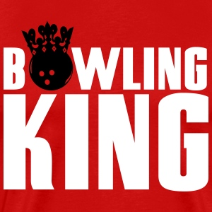 Bowling King T-Shirts - Men's Premium T-Shirt