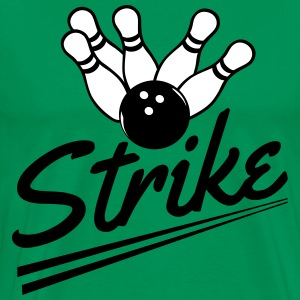 Strike T-Shirts - Men's Premium T-Shirt