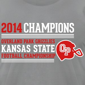 Most Popular Girls 2014 Champions light T-Shirts - Men's T-Shirt by American Apparel