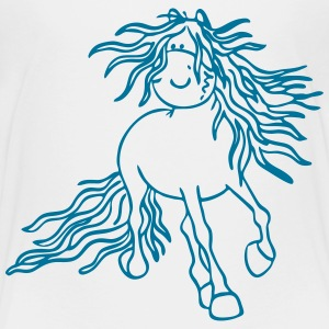 Beauty - Horse - Andalusian Horse Baby & Toddler Shirts - Toddler Premium T-Shirt