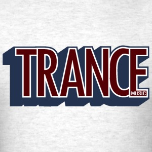 Trance Music Logo - Men's T-Shirt