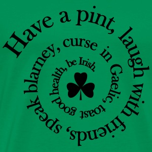 Have a pint... - Men's Premium T-Shirt