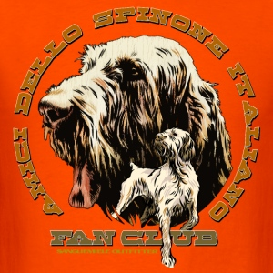 spinone italiano fan club T-Shirts - Men's T-Shirt