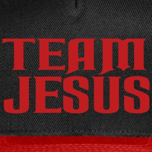 team jesus Caps - Snap-back Baseball Cap
