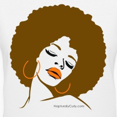 Afro Diva (Brown Afro)