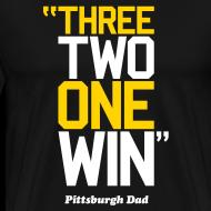 Design ~ 3-2-1 WIN Variant T-Shirt