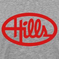 Design ~ Hills Gray T-Shirt
