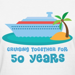 50th Anniversary Cruise Women's T-Shirts - Women's T-Shirt