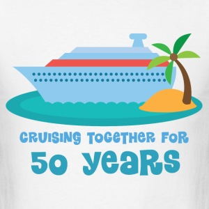 50th Anniversary Cruise T-Shirts - Men's T-Shirt