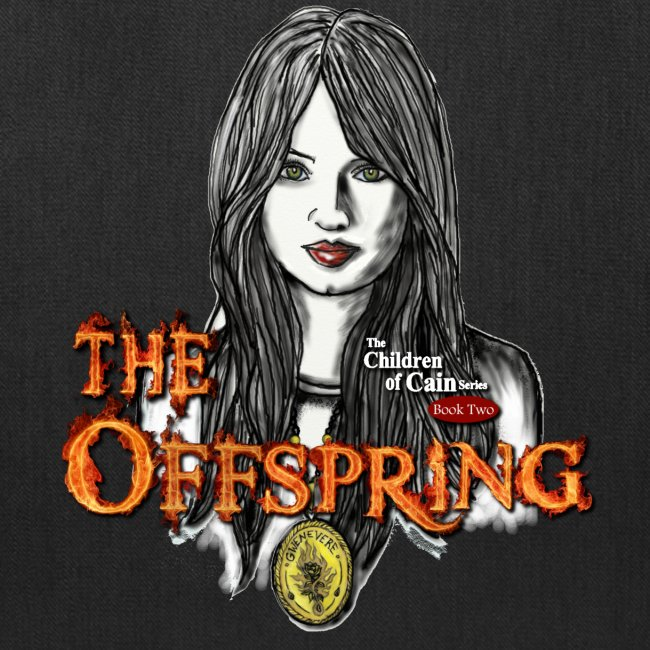 """""""The Offspring""""  Book Tote"""
