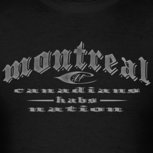 Montreal Hockey Nation - Men's T-Shirt