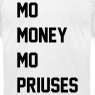 Design ~ Money & Priuses...