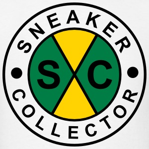 sneaker collector 1 T-Shirts - Men's T-Shirt