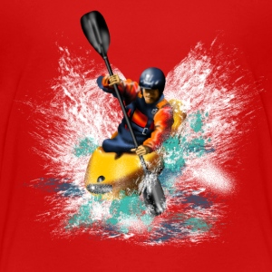 kayaking Baby & Toddler Shirts - Toddler Premium T-Shirt