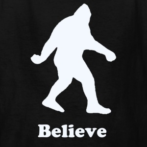 Children's Bigfoot T-Shirt - Kids' T-Shirt