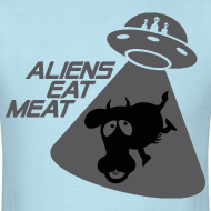 Design ~ SKYF-01-060 alien eats meat