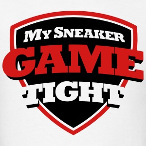sneaker game tight 2 T-Shirts - Men's T-Shirt