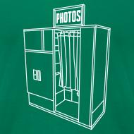 Design ~ Photobooth.net Men's American Apparel T-Shirt