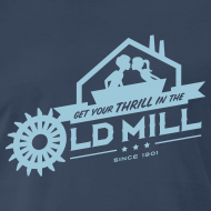 Design ~ Old Mill T-Shirt