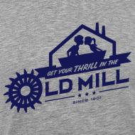 Design ~ Old Mill T-Shirt Variant