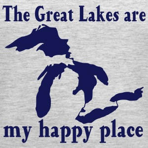 Great Lakes / my happy place Tanks - Women's Premium Tank Top