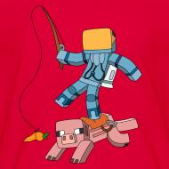 Design ~ Kid's T-Shirt: Carrot on a Stick