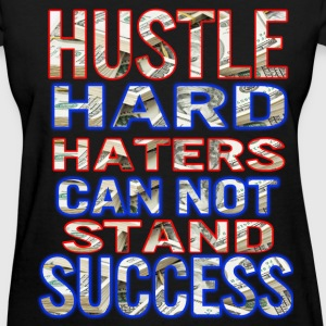 hustle hard Women's T-Shirts - Women's T-Shirt