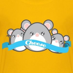 3 Little Mouse Kids' Shirts - Kids' Premium T-Shirt