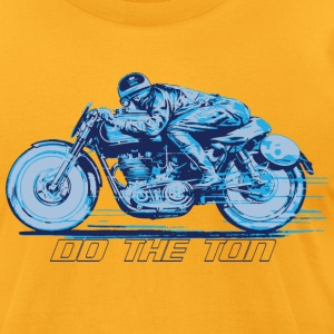 do the ton T-Shirts - Men's T-Shirt by American Apparel