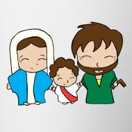 Design ~ Holy Family Coffee Mug