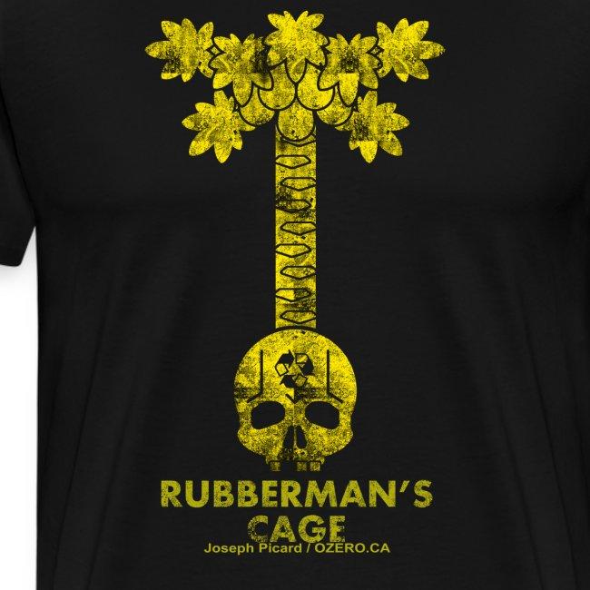 Rubberman's Cage- Papaya tree