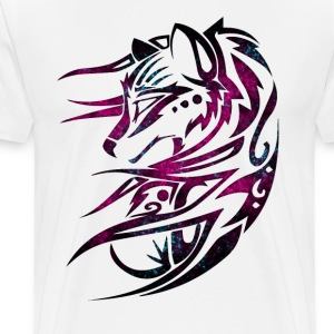Cosmic Fox - Men's Premium T-Shirt