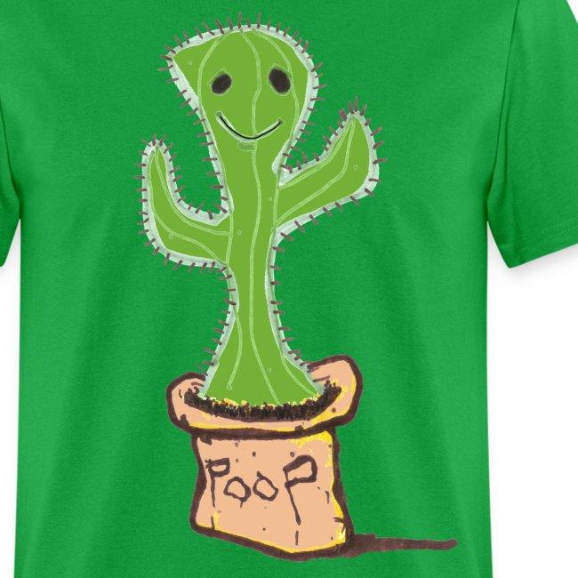 Poop Cactus