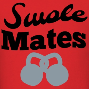 Swole Mates T-Shirts - Men's T-Shirt
