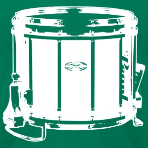 Marching Snare Tee - Men's T-Shirt by American Apparel