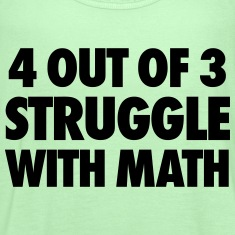 4 Out Of 3 Struggle With Math Tanks