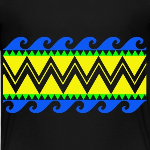 Big Bold Hawaiian Art - Kids' Premium T-Shirt