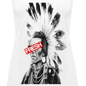 LADY CHIEF'IN - Women's Premium Tank Top