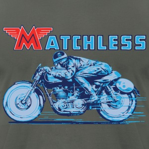 matchless T-Shirts - Men's T-Shirt by American Apparel