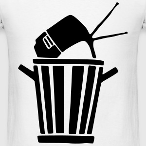 TV Trash T-Shirts - Men's T-Shirt