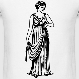 Greek Woman T-Shirts - Men's T-Shirt